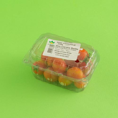 Cherry paradajz povrće